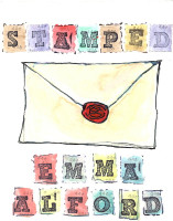 Stamped by Emma Alford